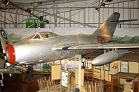 1420 @ EGDY - Displayed at the Fleet Air Arm Museum at Yeovilton