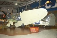 Z2033 @ EGDY - Displayed at the Fleet Air Arm Museum at Yeovilton