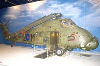 XT482 @ EGDY - Displayed at the Fleet Air Arm Museum at Yeovilton