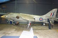 XP980 @ EGDY - Displayed at the Fleet Air Arm Museum at Yeovilton