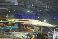 G-BSST @ EGDY - Displayed at the Fleet Air Arm Museum at Yeovilton