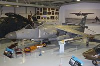 XZ499 @ EGDY - Displayed at the Fleet Air Arm Museum at Yeovilton