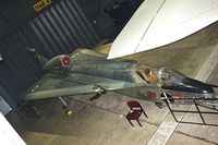XP841 @ EGDY - Displayed at the Fleet Air Arm Museum at Yeovilton