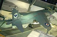 XZ493 @ EGDY - Displayed at the Fleet Air Arm Museum at Yeovilton