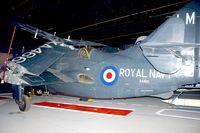 XA466 @ EGDY - XA466 (LM-777), Fairey Gannet COD.4, c/n: F9319 at  FAAM Yeovilton