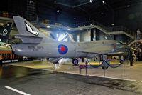 XL580 @ EGDY - 1958 Hawker Hunter T.8, c/n: 41H-693730 at FAAM Yeovilton