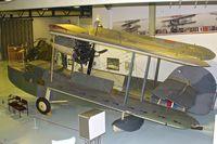 G-AIZG @ EGDY - Supermarine Walrus MK1, c/n: 6S/21840 - Serial L2301 at Fleet Air Arm Museum at Yeovilton