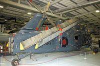 XP142 @ EGDY - 1963 Westland Wessex HAS.3, c/n: WA75 at Fleet Air Arm Museum at Yeovilton