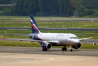 VP-BUK @ EBBR - Airbus A319-111 [3281] (Aeroflot Russian Airlines) Brussels~OO 15/08/2010 - by Ray Barber