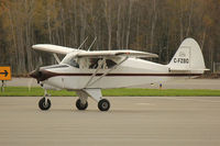 C-FZBG @ CYPQ - This 1957 Piper PA-22 150 Tri-Pacer is getting ready to depart the Peterborough Municipal Airport  - by Ron Coates