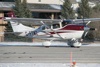 C-FTMZ @ CYKZ - This gorgeous Cessna Stationair was taxiing to position for takeoff on cold runway 33. Since this photo it has moved from Ontario out west to Alberta. - by Chris Coates