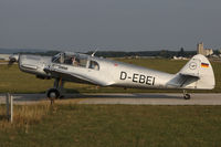 D-EBEI @ LOAN - realy rare visitor - by Loetsch Andreas