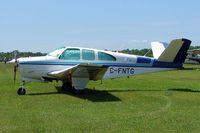 C-FNTG @ CPU6 - Beech N35 Bonanza [D-6677] Tyendinaga-Mohawk~C 20/06/2005 - by Ray Barber