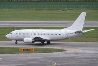 F-HCOB @ LOWW - Air Mediterranee Boeing 737 - by Andreas Ranner
