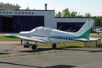 C-FEYH @ CYPQ - Piper PA-28-140 Cherokee [28-7425156] Peterborough~C 20/06/2005 - by Ray Barber