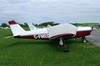 C-FMED @ CYRO - Piper PA-24-180 Comanche [24-2089] Rockcliffe~C 19/06/2005 - by Ray Barber
