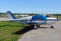 CF-YUA @ CYPQ - Piper PA-24-250 Comanche [24-2564] Peterborough~C 20/06/2005 - by Ray Barber