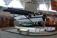 CF-FHB @ CYRO - Havilland Canada DHC-2 Beaver Mk.I [1] Rockcliffe~C 19/06/2005. - by Ray Barber