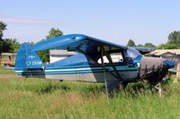 C-FEBW @ CNU8 - Piper PA-22-135 Tri-Pacer [22-1319] Markham~C 22/06/2005 - by Ray Barber