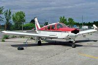 CF-ZZT @ CYRO - Piper PA-28R-200 Cherokee Arrow [28R-35124] Rockcliffe~C 19/06/2005 - by Ray Barber