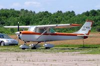 CF-WXK @ CPU6 - Cessna 150H [150-68009] Tyendinaga-Mohawk~C 20/06/2005 - by Ray Barber