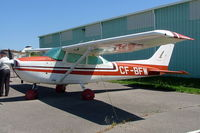 CF-BFW @ CYKZ - Cessna 172M Skyhawk [172-62775] Toronto-Buttonville~C 22/06/2005 - by Ray Barber