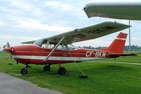 CF-BKM @ CNF4 - Cessna 172K Skyhawk [172-58288] Lindsay~C 21/06/2005 - by Ray Barber
