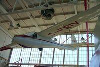 C-FRIV @ CYZD - Avionautica-Rio M.100S [047] Toronto-Downsville~C 23/06/2005 - by Ray Barber