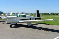 C-FRSK @ CYKZ - Mooney M.20C Ranger [690098] Toronto-Buttonville~C 22/06/2005 - by Ray Barber