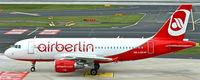 OE-LOE @ EDDL - Niki (Air Berlin cs.), seen here on the apron at Düsseldorf Int´l(EDDL) - by A. Gendorf