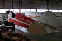 CF-AOR @ CYRO - Aeronca C.2 Collegian A-9 Ottawa-Rockcliffe~C 19/06/2005 - by Ray Barber
