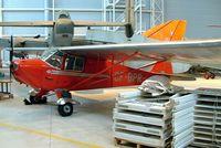 CF-BPR @ CYRO - Taylorcraft BC-65 [1409] Rockcliffe~C 19/06/2005 - by Ray Barber