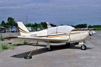 C-FYHU @ CYRO - Piper PA-24-180 Comanche [24-1685] Rockcliffe~C 19/06/2005 - by Ray Barber