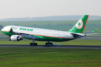 B-16312 @ VIE - EVA AIR - by Chris Jilli