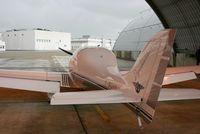 F-WDYD @ LFRJ - Aerospool Dynamic WT9 Dynamic, Landivisiau Naval Air Base (LFRJ) - by Yves-Q