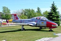 114015 @ CYTR - Canadair CT-114 Tutor [1015] (RCAF) Trenton~C 20/06/2005 - by Ray Barber