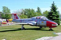 114015 @ CYTR - Canadair CT-114 Tutor [1015] (RCAF) Trenton~C 20/06/2005 - by Ray Barber