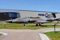 104646 @ CYTR - Lockheed CF-104D Starfighter [583A-5316] (RCAF) Trenton~C 20/06/2005 - by Ray Barber