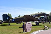 12963 @ CYTR - Douglas DC-3C-47A-5-DK [12217] (RCAF) Trenton~C 20/06/2005 - by Ray Barber