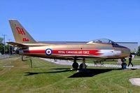 23257 @ CYTR - Canadair CL-13A Sabre Mk.5 [1047] (RCAF) Trenton~C 20/06/2005 - by Ray Barber