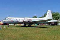 10732 @ CYTR - Canadair CL-28 Argus Mk.2 [23] (RCAF) Trenton~C 20/06/2005 - by Ray Barber