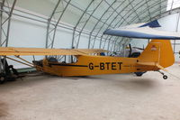 G-BTET @ EGTN - at Enstone Airfield - by Chris Hall