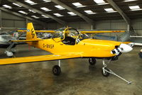 G-BNSP @ EGBT - hangared at Turweston - by Chris Hall