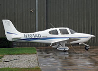 N101AD @ KOQN - All nice and clean after a rain shower - by Daniel L. Berek