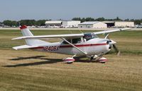 N2408X @ KOSH - Cessna 182H - by Mark Pasqualino