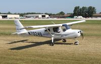 N70249 @ KOSH - Cessna 162