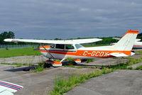 C-GCOX @ CYRO - Cessna 172M Skyhawk [172-63829] Rockcliffe~C 19/06/2005 - by Ray Barber