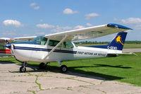 C-GEWD @ CPU6 - Cessna 172M Skyhawk [172-64210] (First Nations Air Service) Tyendinaga-Mohawk~C 20/06/2005 - by Ray Barber
