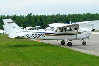 C-GGPQ @ CYLS - Cessna 172R Skyhawk [172-80919]  Lake Simcoe Regional Airport~C 21/06/2005 - by Ray Barber