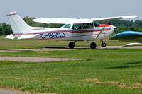 C-GHSJ @ CNC3 - Cessna 172P Skyhawk [172-76406] Brampton~C 23/06/2005 - by Ray Barber